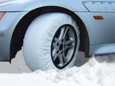 Snow Grip Tire Traction Aid Car Truck Suv Snow Grips
