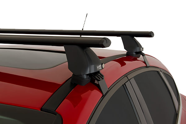 Rhino Rack Aero Bar Roof Rack Silver Car Truck Suv Roof